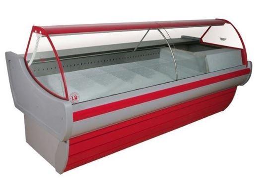 Εικόνα από Βιτρίνα ψυγείο αλλαντικών -τυροκομικών ΔΙΑΣ