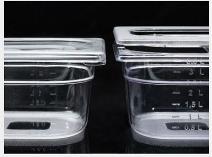 Picture of Γαστρονομικά πιάτα από πολυανθρακικό